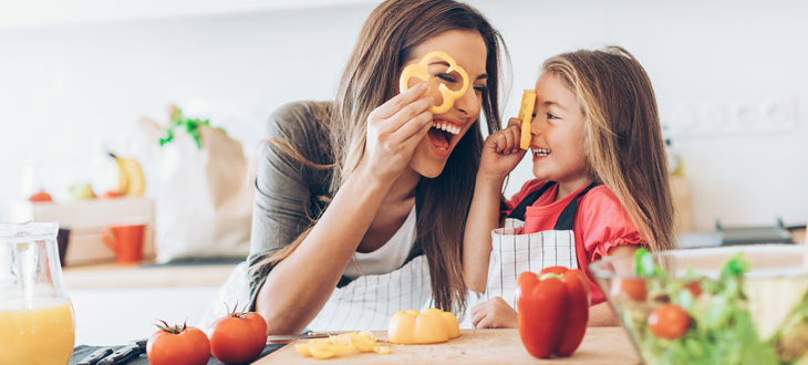 Healthy parents bring up healthy children
