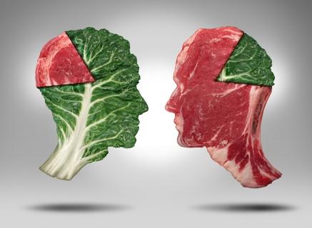 Flexitarian diet is well-balanced