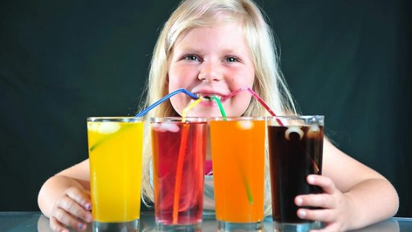 Soft drinks are loaded with sugar and unhealhy
