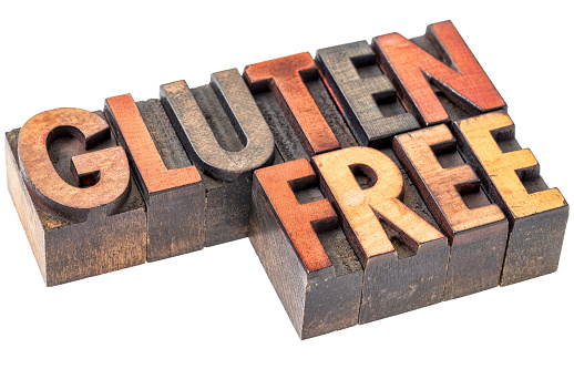 Choose healthy gluten-free food alternatives