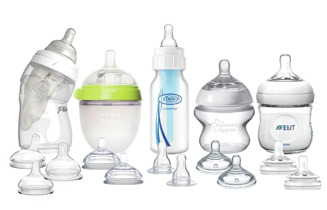 Sterilize bottles for hygienic safety