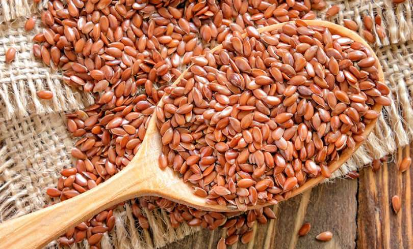 Flax seeds are not superfoods