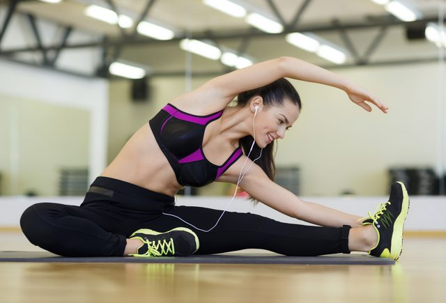 Fast-beat songs improve exercise intensity